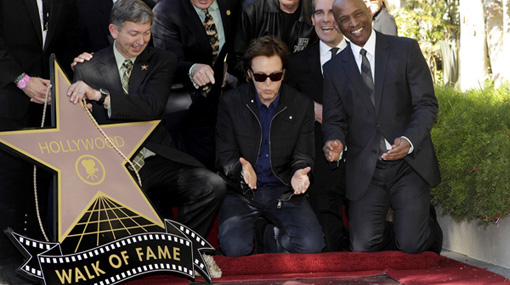 Paul McCartney finalmente tiene su estrella en el Paseo de la Fama