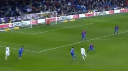 VIDEO: Cristiano Ronaldo anotó este golazo de catálogo al Levante