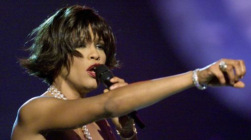 La vida de Whitney Houston en una película