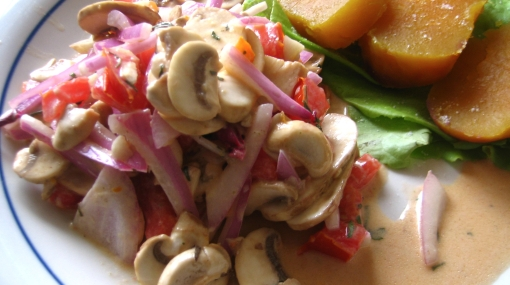 Cebiche para vegetarianos, el regreso del blog Oveja Verde