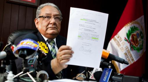 """Procurador Galindo defendió Ley del Negacionismo: """"Abimael sigue mandando"""""""