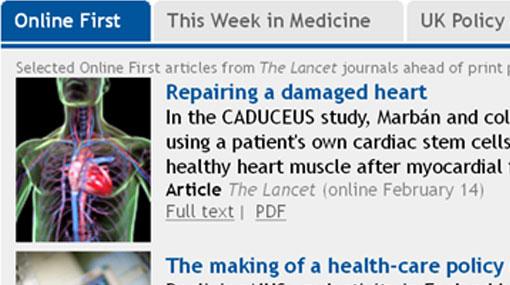 Médicos usan células madre para regenerar corazones infartados