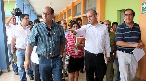 Spadaro acusa retrasos en las investigaciones sobre Alan García