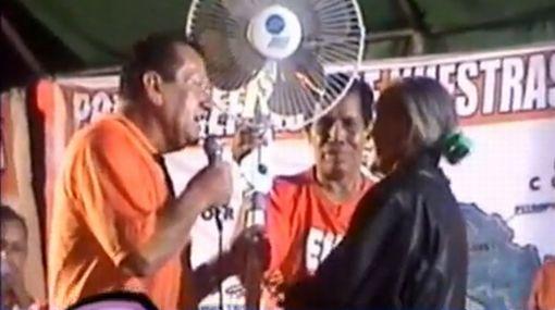 Alcalde de Maynas se recupera favorablemente tras caer de parapente