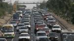 Solucionar el problema del tránsito requiere una autoridad única - Noticias de luis chumpitazi