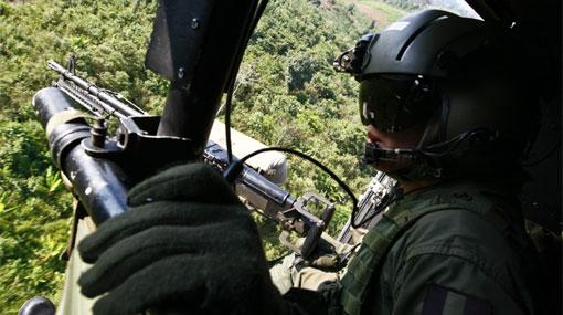 Versiones encontradas sobre incursión terrorista en Bajo Huallaga