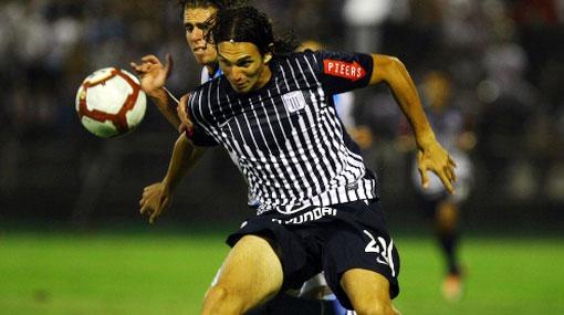Alianza Lima igualó 1-1 con Vallejo con gol de 'Zlatan' Fernández