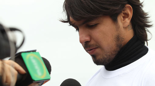 """'Loco' Vargas pidió """"disculpas"""" y admitió estar separado de su esposa"""