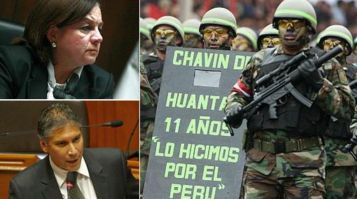 Ex ministros de Justicia asesorarán a comandos Chavín de Huántar