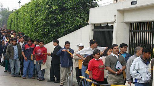 La OIT destacó la tasa de empleo registrada en el Perú