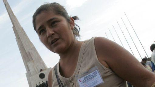 Nancy Obregón negó haber mantenido comunicación con 'Artemio'
