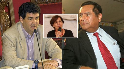 Revocación a Villarán: Zegarra duda de validez de firmas presentadas por Gutiérrez