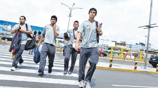 El campeonato continúa hoy con juveniles: la 'U' visita a Inti Gas