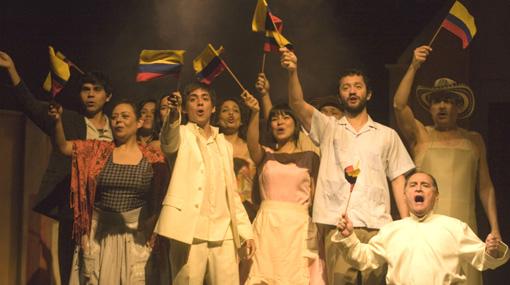 Perú participará en Festival Iberoamericano de Teatro en Colombia