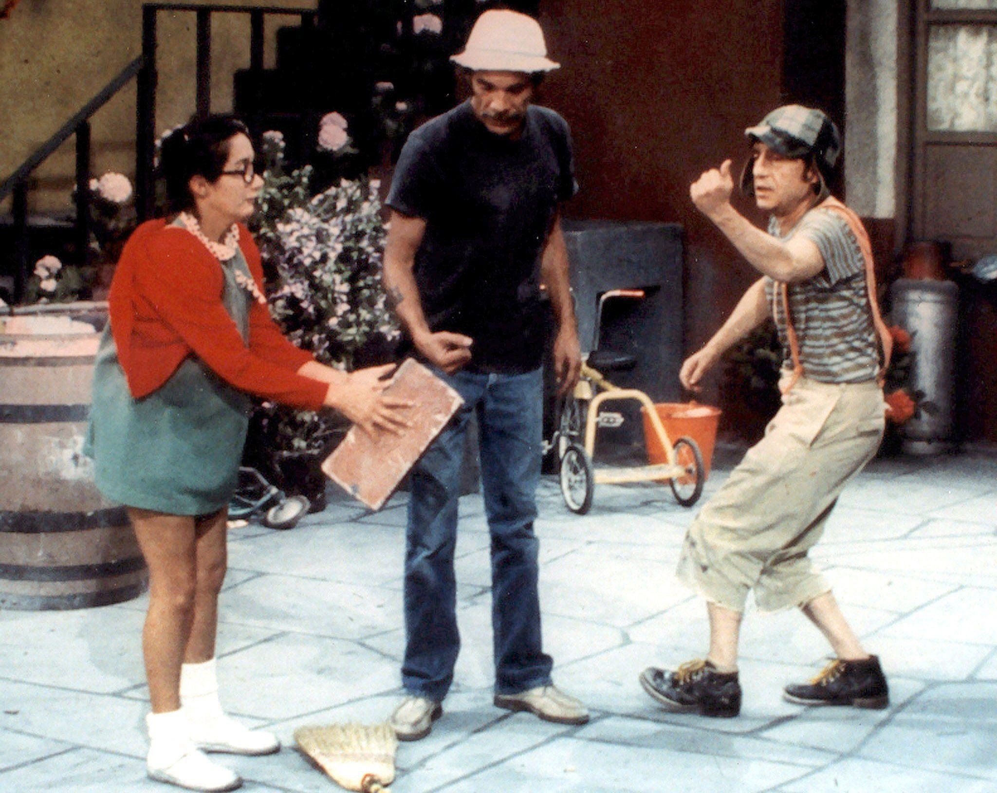 Falleció Chespirito