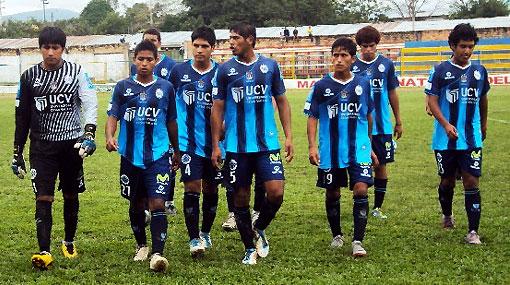 Cesar Vallejo futbol