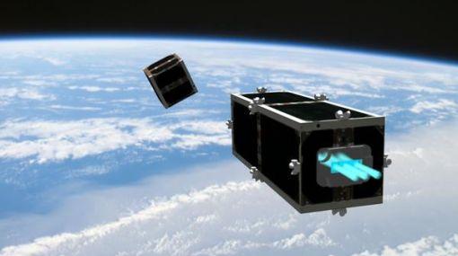 Suiza desarrolla satélite que limpiará la basura espacial