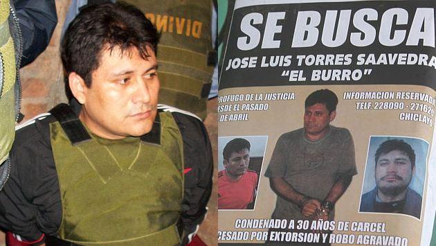 """Abogado de 'El burro' dice que este fugó de Challapalca para """"cuidar su salud"""""""