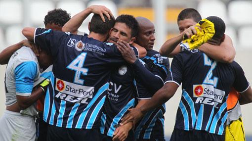 Jugadores de la U. César Vallejo pidieron disculpas a su club