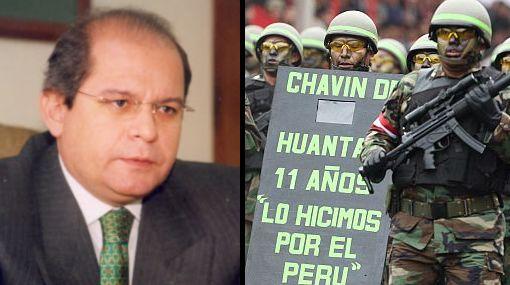 Pedro Cateriano será agente en Corte IDH por caso Chavín de Huántar