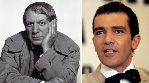 """Antonio Banderas será Pablo Picasso en película sobre """"Guernica"""""""