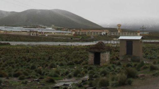 Peligrosos reos de Juliaca fueron trasladados a penal de Challapalca
