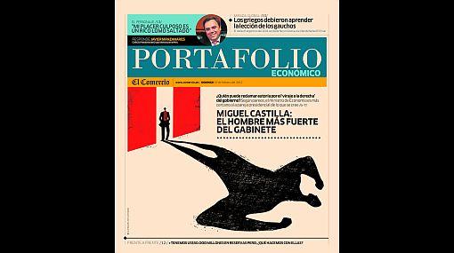 Nuevo suplemento: Portafolio Económico llega a sus manos todos los domingos