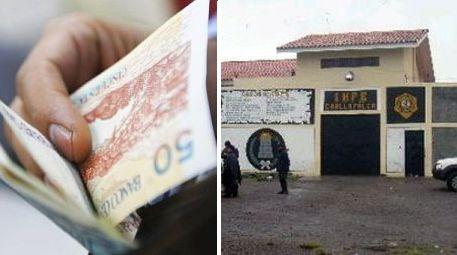 Reos de Challapalca dieron dinero a personal del INPE para fugar, denunció fiscal