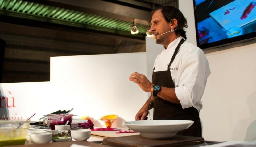 GALERÍA: las postales del sabroso despliegue culinario de Perú en Italia