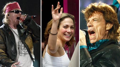 Desde melones cuadrados hasta litros de alcohol: los extravagantes pedidos de las estrellas de la música