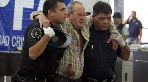Choque de tren en Argentina: hay 50 muertos y 675 heridos
