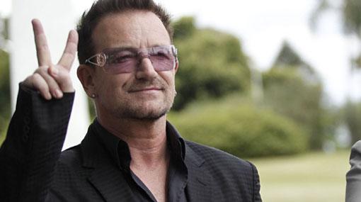Bono en Perú: en Cusco ya esperan la llegada del líder de U2