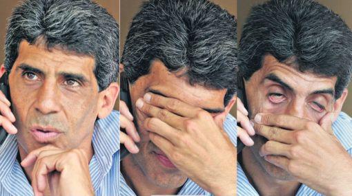 """Álvaro Barco: """"Nunca le perdonaré a Manassero el ver llorar a mi hijo"""""""