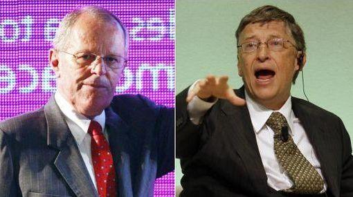 """PPK: """"Hay que llevar a Bill Gates a las alturas de Carabayllo y San Juan"""""""