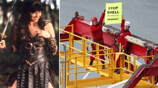 'Xena' intentó detener a buque petrolero en Nueva Zelanda