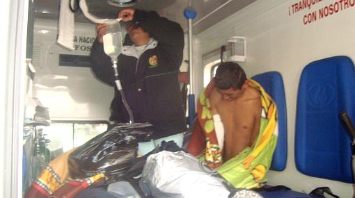 Cuatro reos recapturados fueron devueltos al penal de Challapalca