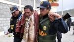 Así regresaron al penal de Challapalca los cuatro últimos reos fugados - Noticias de cristian contreras