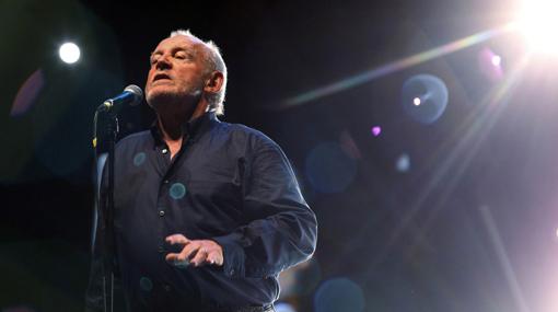 Una charla con Joe Cocker, la voz del rock