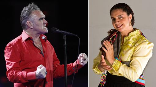 Concierto de Morrissey perjudicó a Saywa en Festival de Viña del Mar