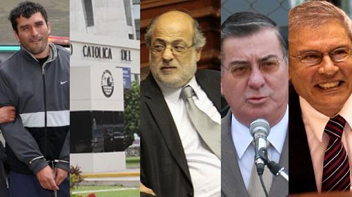 Fugas, mociones de censura y ultimátums marcaron la semana en la política
