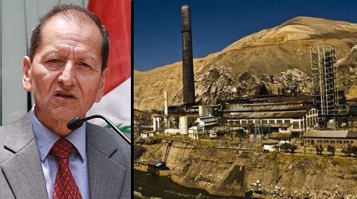 Energía y Minas: demanda de Doe Run en Indecopi sorprendió al Estado