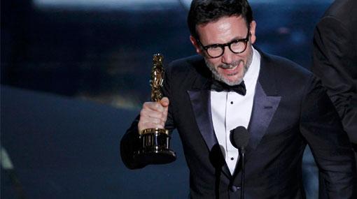 Hazanavicius derrotó a Scorsese y ganó el Óscar a Mejor director