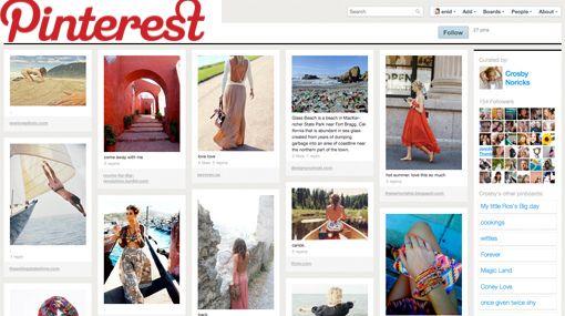 Pinterest a fondo: lo que debes saber sobre el nuevo protagonista de la web