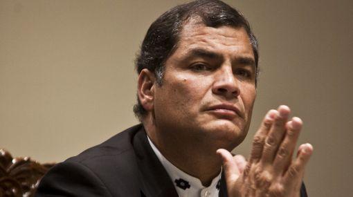 """Correa negó ser un líder """"antiestadounidense"""" en diálogo con Assange"""