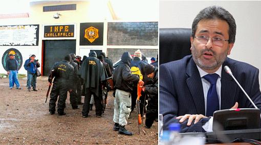 No habrá concesión total de penales, aseguró ministro de Justicia