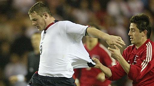 Wayne Rooney se perderá partido contra Holanda