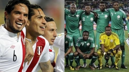 Perú jugaría otro amistoso ante Nigeria el 23 de mayo en Lima