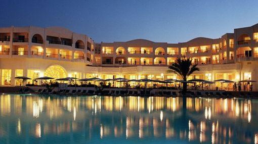 VIDEO: la selección se hospeda en este lujoso hotel de Túnez
