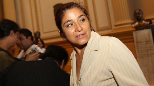 Nancy Obregón fue detenida por la policía antidrogas