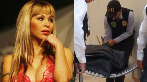 """Maribel Velarde a la Policía: """"Peleamos y, luego, escuché un disparo"""""""